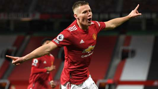 Man United's McTominay makes history with an early double kick against Leeds