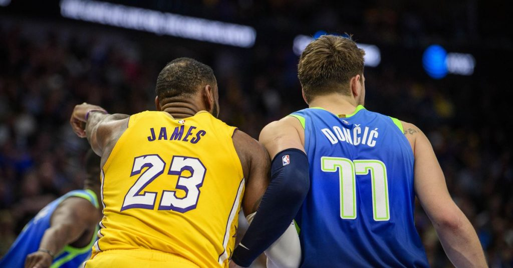 NBA Christmas Day Schedule: Lakers vs. Mavericks, Bucks vs. Warriors Highlights, List, Per Report
