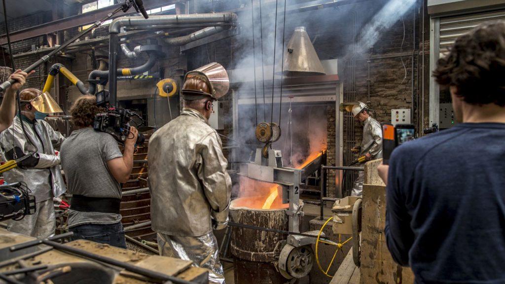 Netherlands Carillon Restoration in Asten in Andere Tijden TV Show