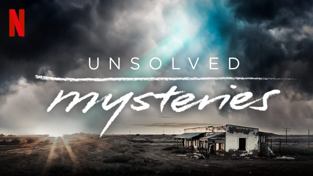 New on Netflix: More Puzzles in Season 2 of Unsolved Mysteries