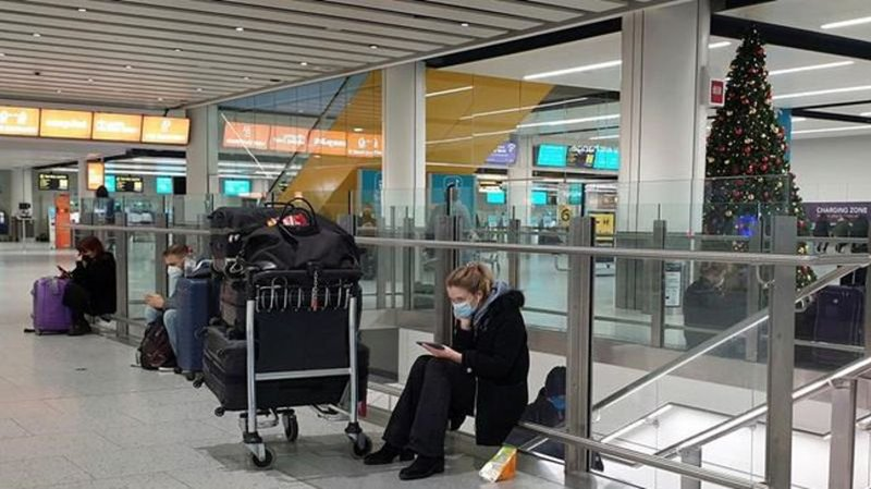 Ontario Wants Better Test for COVID-19 at Airports: In The News December 22