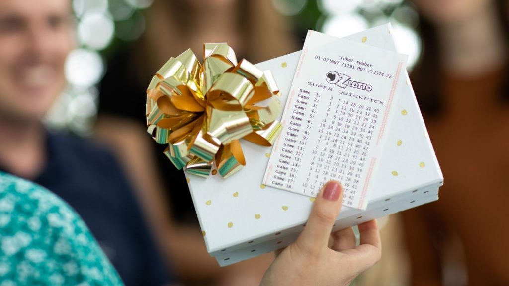 Oz Lotto 'winning $ 2 million numbers were revealed on December 15th
