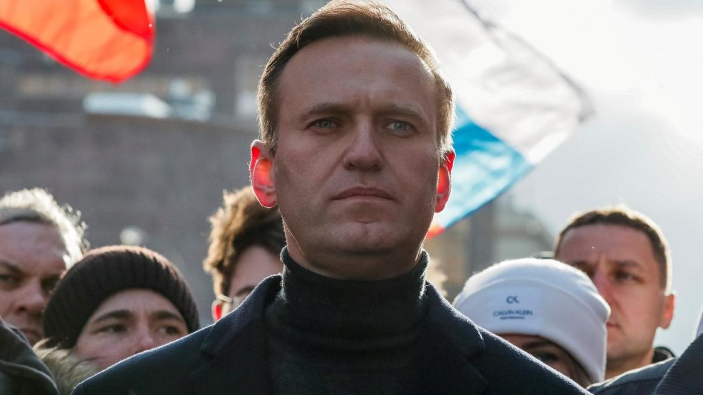 Russia files fraud case against opposition leader Navalny |  right Now