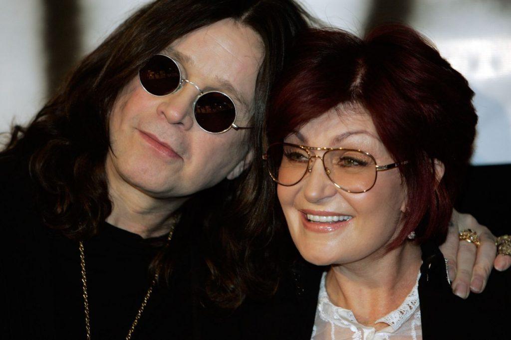 Sharon Osborne tests positive for Covid-19;  Ozzy Osbourne's husband is negative