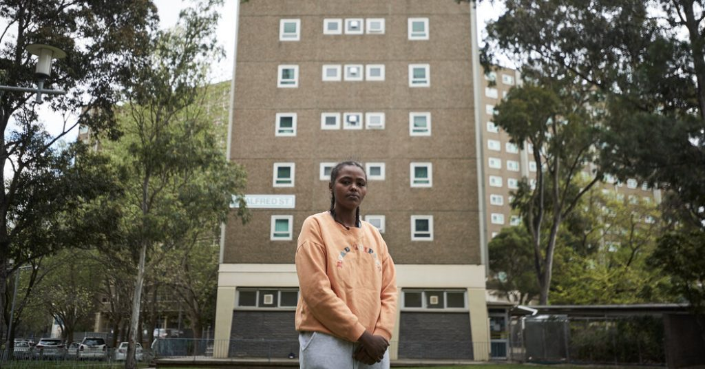 """The Australian housing ban has called a """"nightmare"""" to a human rights violation"""