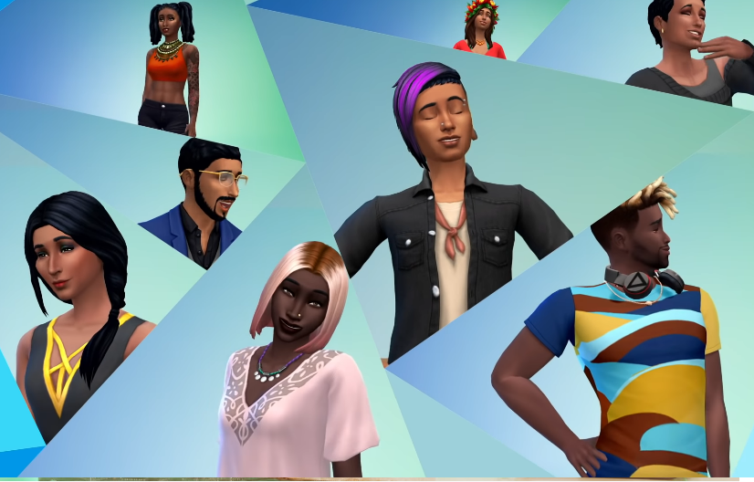 The Sims 4 skin update: How to use and customize 100 new skin colors