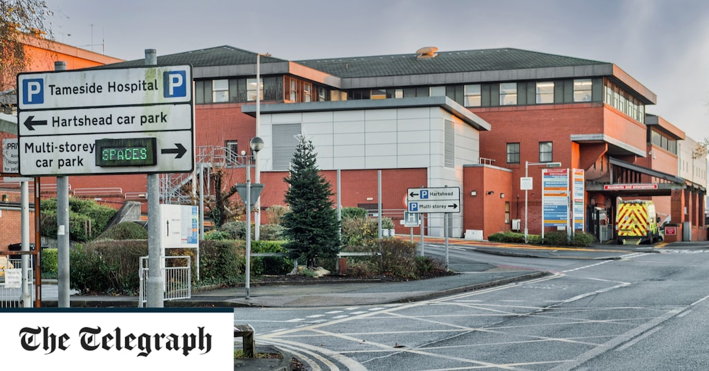 The Telegraph newspaper revealed serious concerns about Corona virus deaths in Tameside Hospital