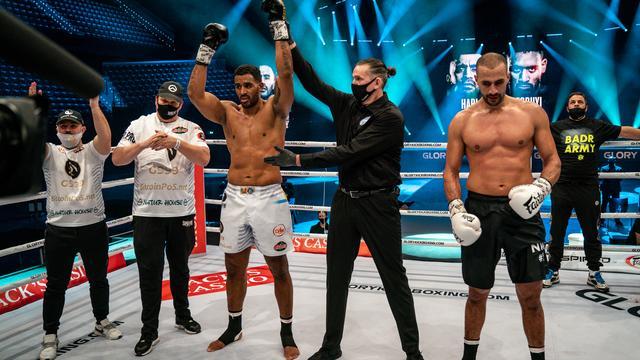 Benjamin Adebwe will be honored after beating Badr Hari.