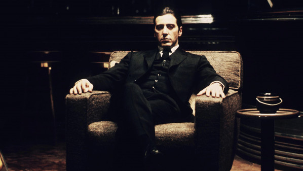 Genius Crime The Godfather, Part II can be seen on Spike on Friday January 8th