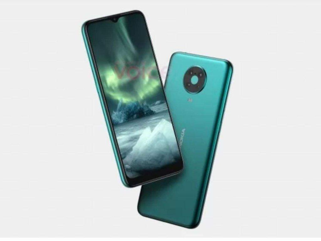 Nokia smartphones: Nokia 6.3 / 6.4 images leaked, design revealed - Nokia 6.3 6.4 leaked images online reveal the design