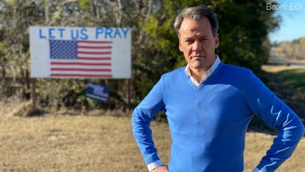 New God, Jesus, Trump!  Wednesday starts at NPO 2