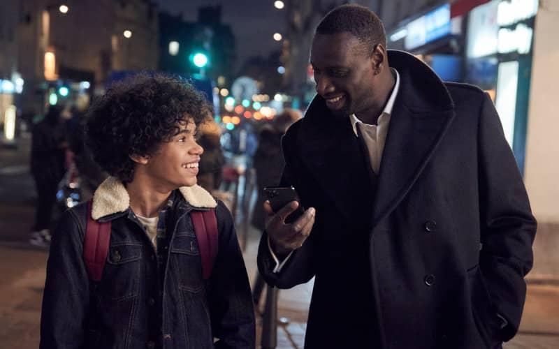 Netflix's series 'Lupine' has hit Marokko