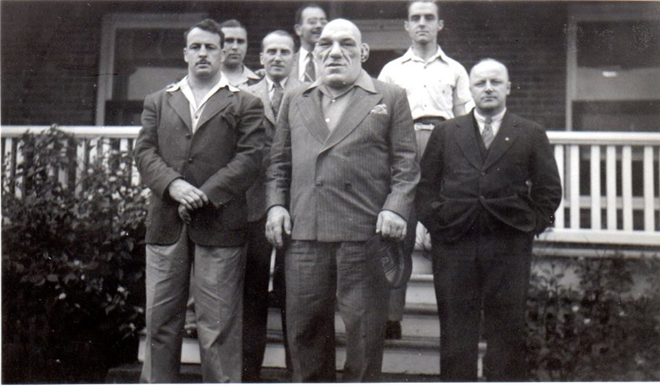 Maurice Tillet in 1936