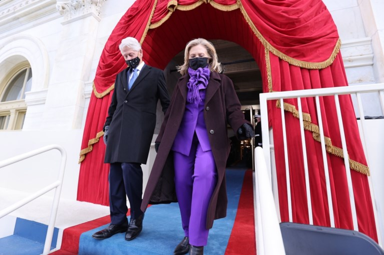 Ralph Lauren, Violet and the Dove of Peace: Symbolism Behind the Clothes at the Inauguration