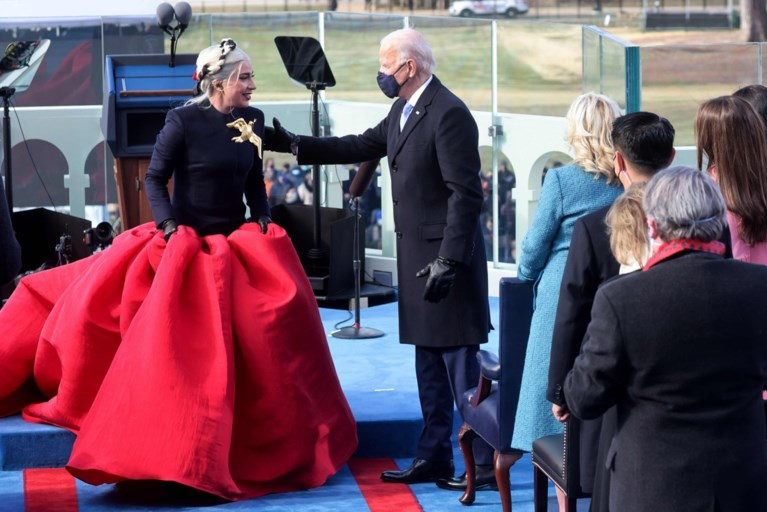 Ralph Lauren, Lilac and Dove of Peace: Symbolism Behind the Clothes at the Inauguration