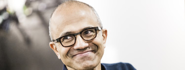 Since the arrival of Satya Nadella, Microsoft has grown 465%: when you get rid of your guns to become something completely different from what made you cool