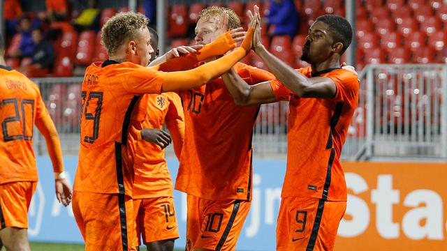 The Dutch juniors will start the European Championships in March, which begins in March and ends in early June.