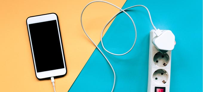 Charging the phone..Do you make these mistakes ..?