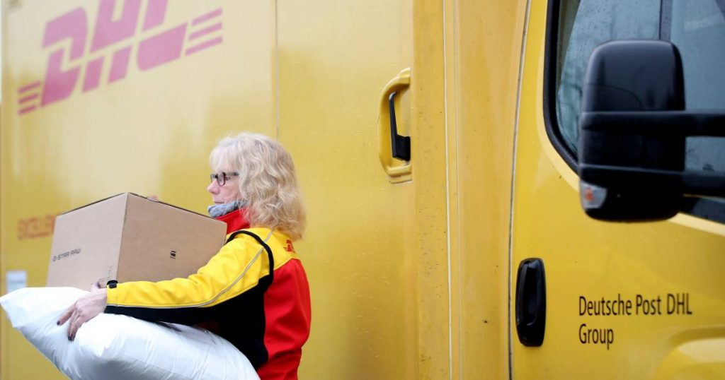 DHL opens expulsion points in 250 Hema stores |  Economy
