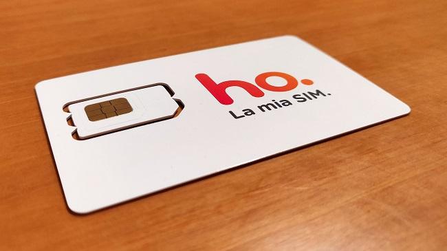 ho. mobile SIM Iper