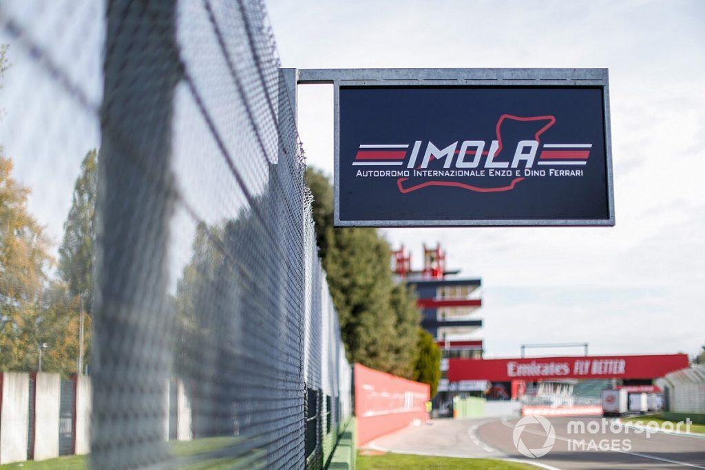 Imola aspires to organize an annual or biennial F1 race