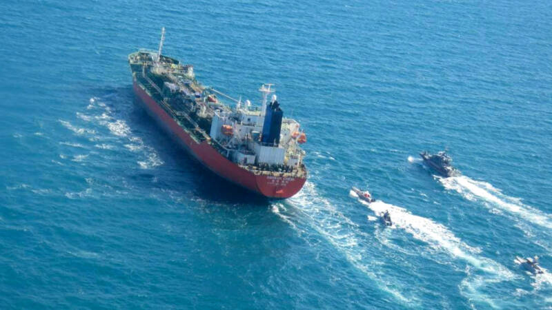 Iran is showing its power by hijacking an oil tanker and ramping up its nuclear program