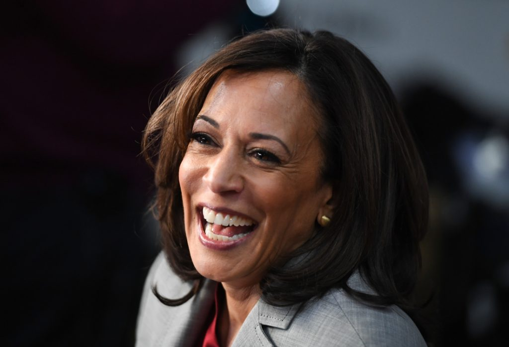 Kamala Harris on the cover of Vogue: 'Unprofessional and series ...