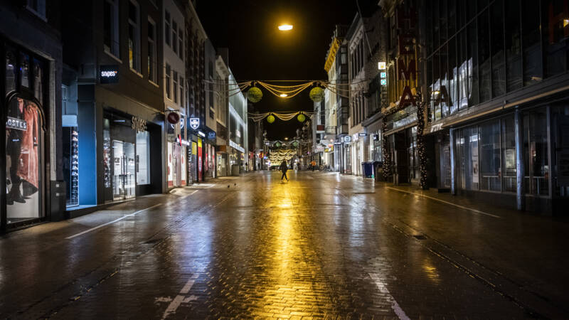 Maximum number of visitors for one person • Mayors respond to the curfew