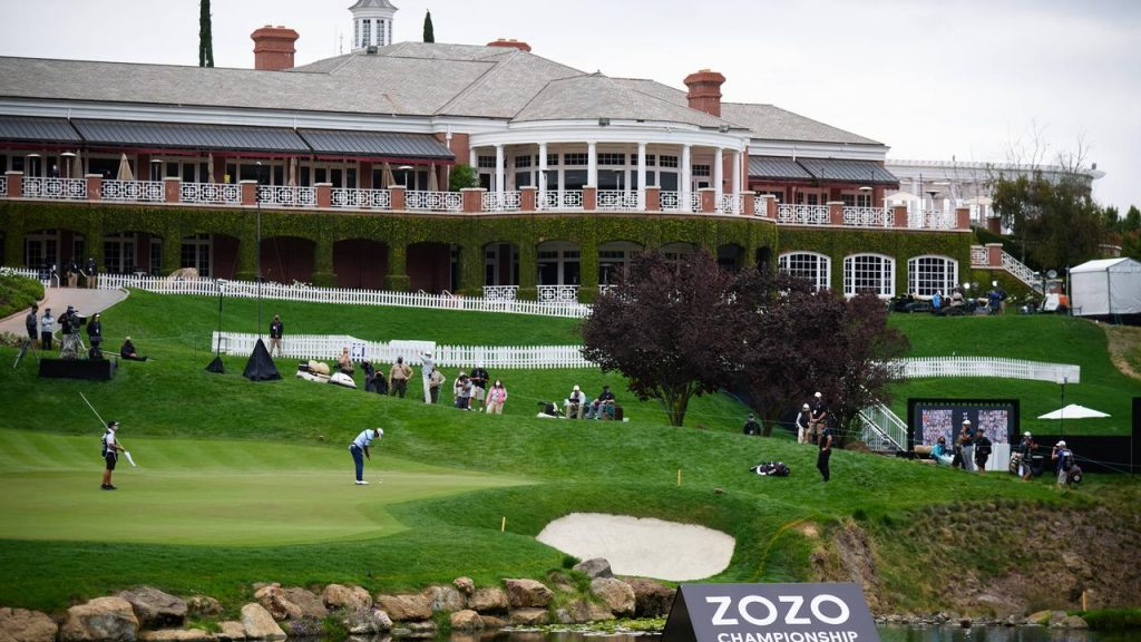 PGA 2022 is no longer on Trump golf course after storming Capitol |  right Now