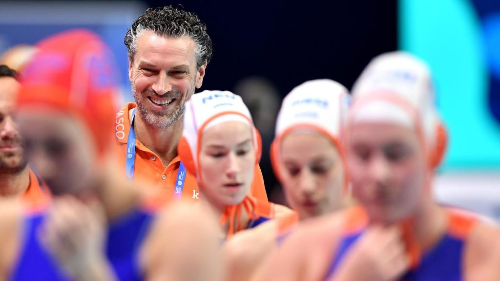 Polester water starts October with big win over young Slovakia |  right Now
