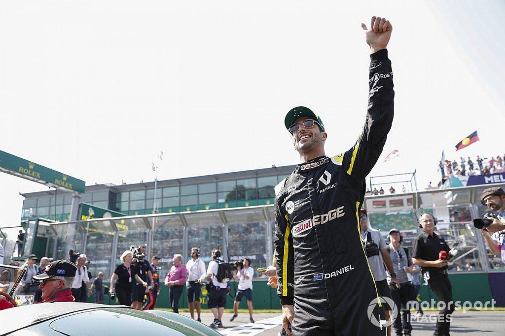 Ricardo later sees advantages for GP Australia