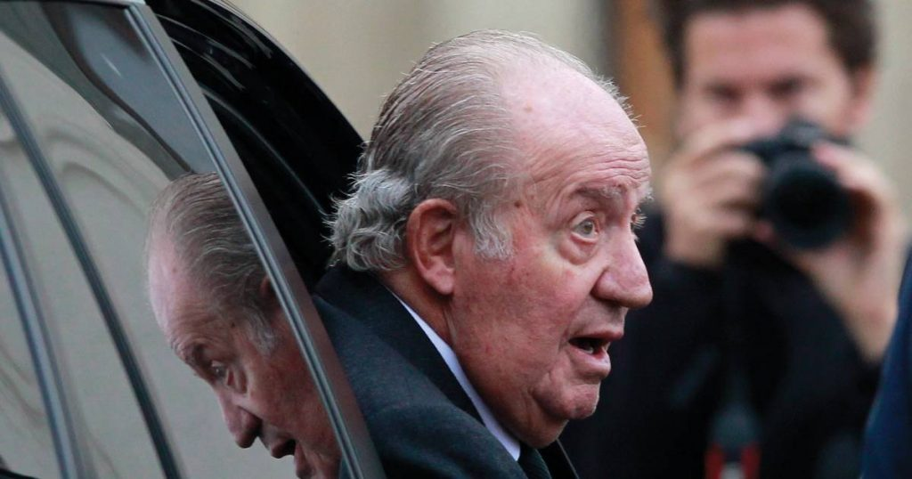 Spanish television shows a unique picture of King Juan Carlos: his authenticity questioned |  Turns out