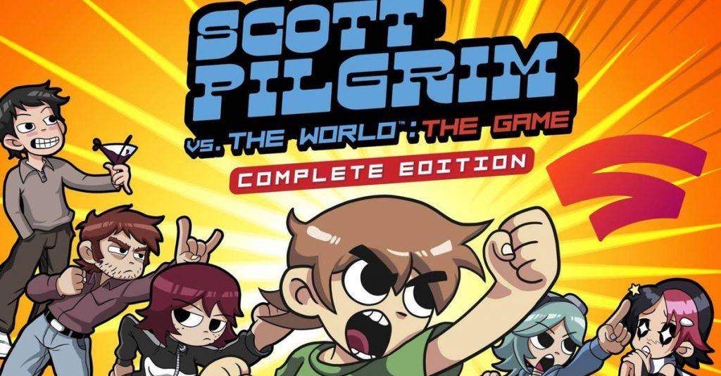The launch trailer for Scott Pilgrim against the world