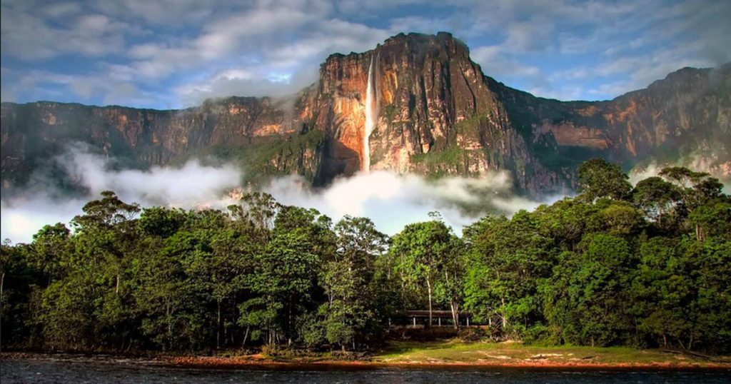 The most beautiful waterfalls in the world |  lifestyle