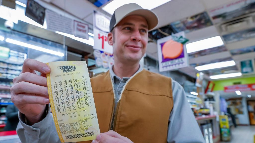 The third-largest prize in US history slips: a $ 1 billion resident wins  right Now