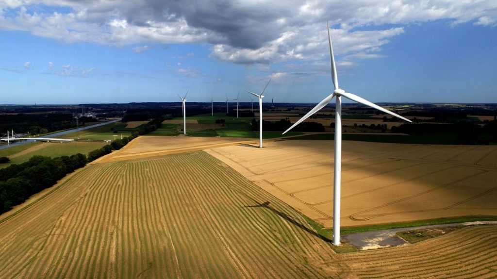 Walloon wind energy is struggling to take off