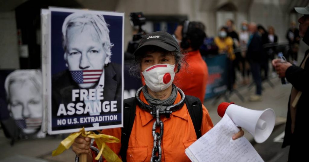 "WikiLeaks founder Assange strongly ""no"" to extradition to the United States 