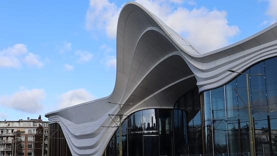 mbX |  Westfield Mall Netherlands