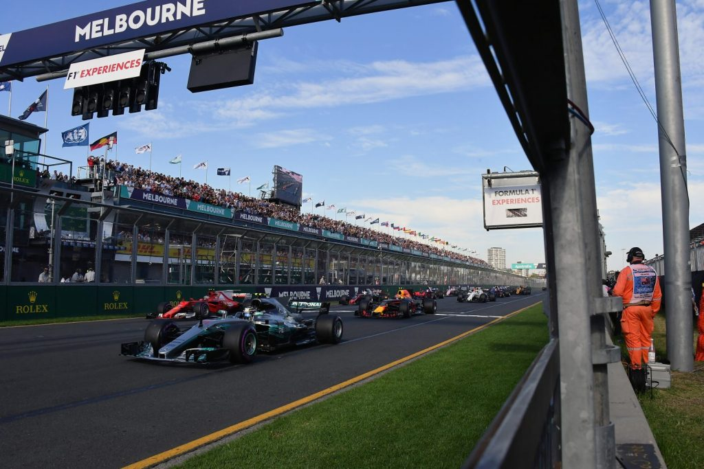 GP Australië gebruikt uitstel race om circuit rond Albert Park aan te passen