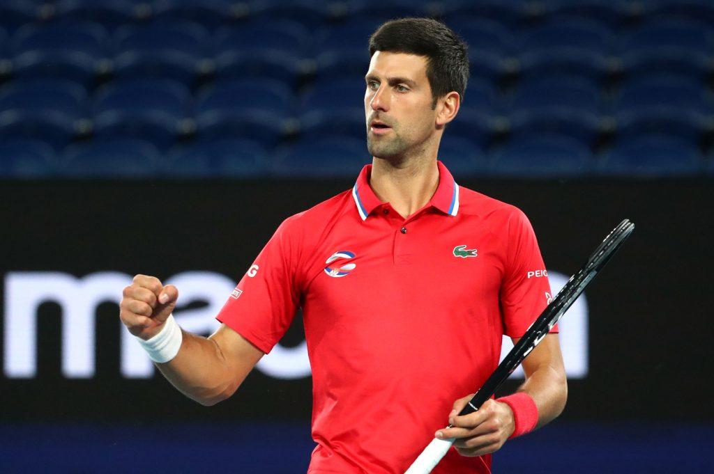 Djokovic faces Shardy, Kenin meets Inglis in the Australian Open