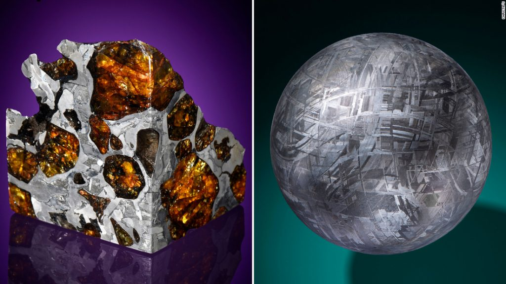 Rare meteorites from the Moon, Mars and more to go under the hammer