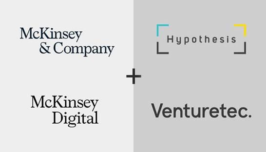 McKinsey & Company buys two digital agencies below