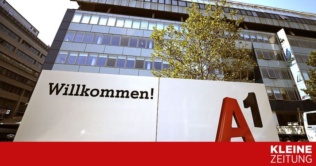 The cyber attack crippled the terrestrial Internet of A1 «kleinezeitung.at»