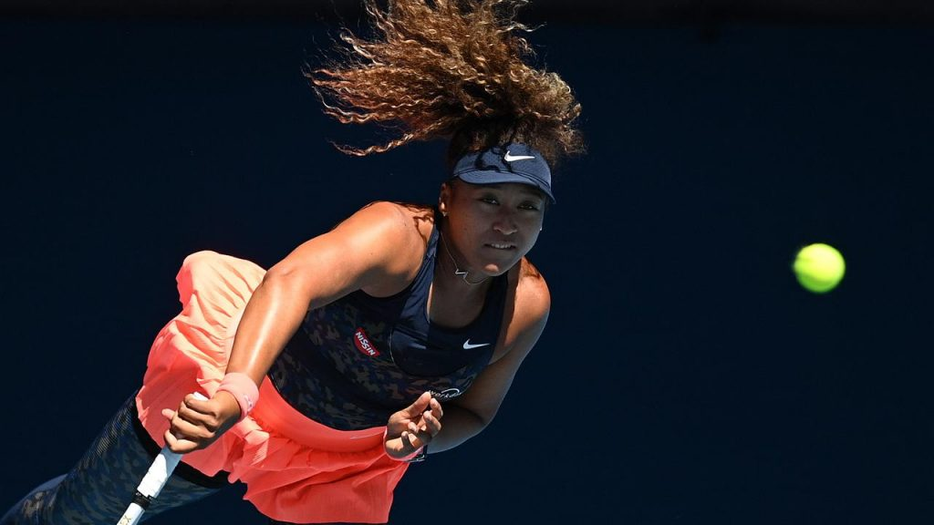 Can Osaka dominate women's tennis?  'No longer a gray rat'    Currently