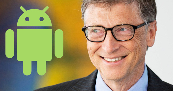 Bill Gates prefers to use Android over iPhone