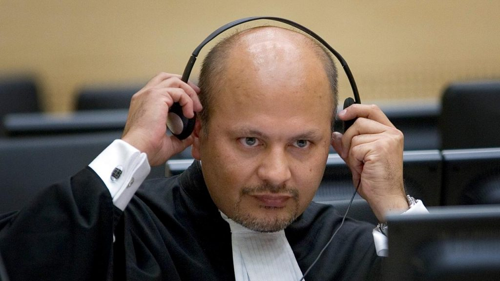 British Lawyer Karim Khan New Chief Prosecutor for the International Criminal Court    right Now