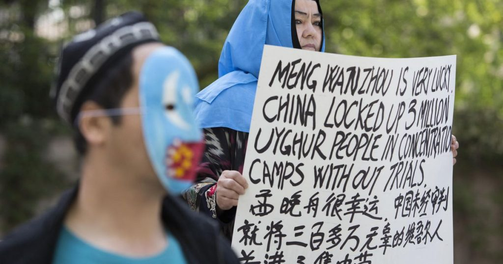 Canada: The Uyghur Genocide in China    Abroad
