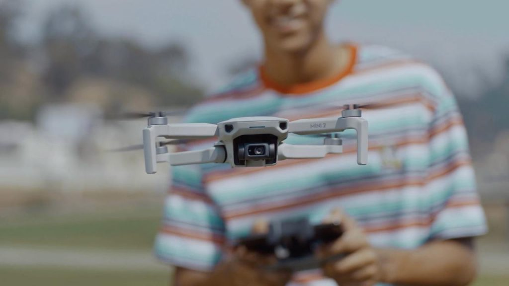 Chinese drone maker DJI has added to the US 'blacklist'    Currently
