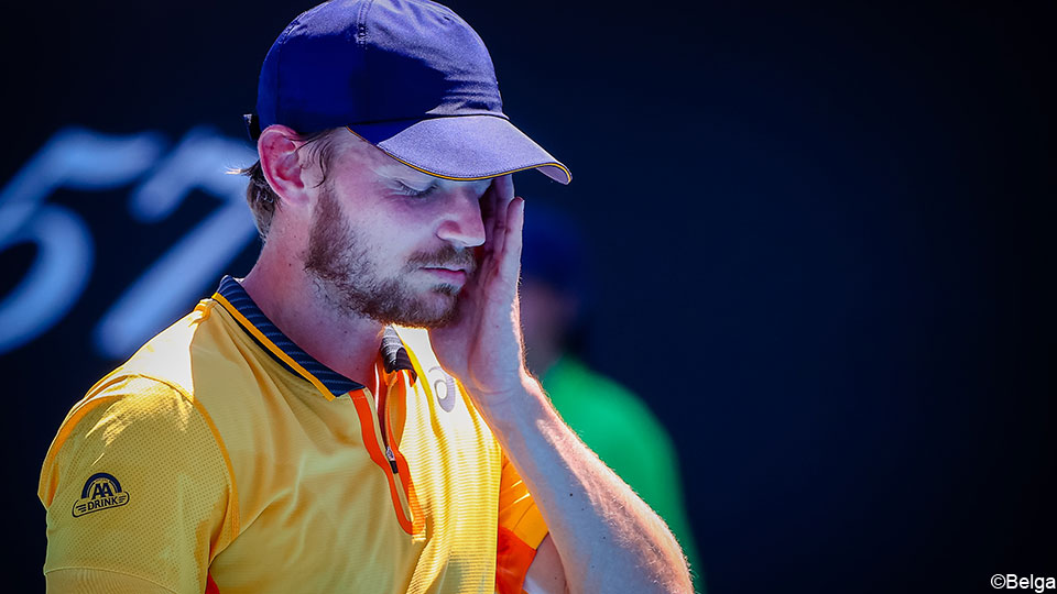 """David Goffin after coming out: """"It's tough. I should always have won"""" 