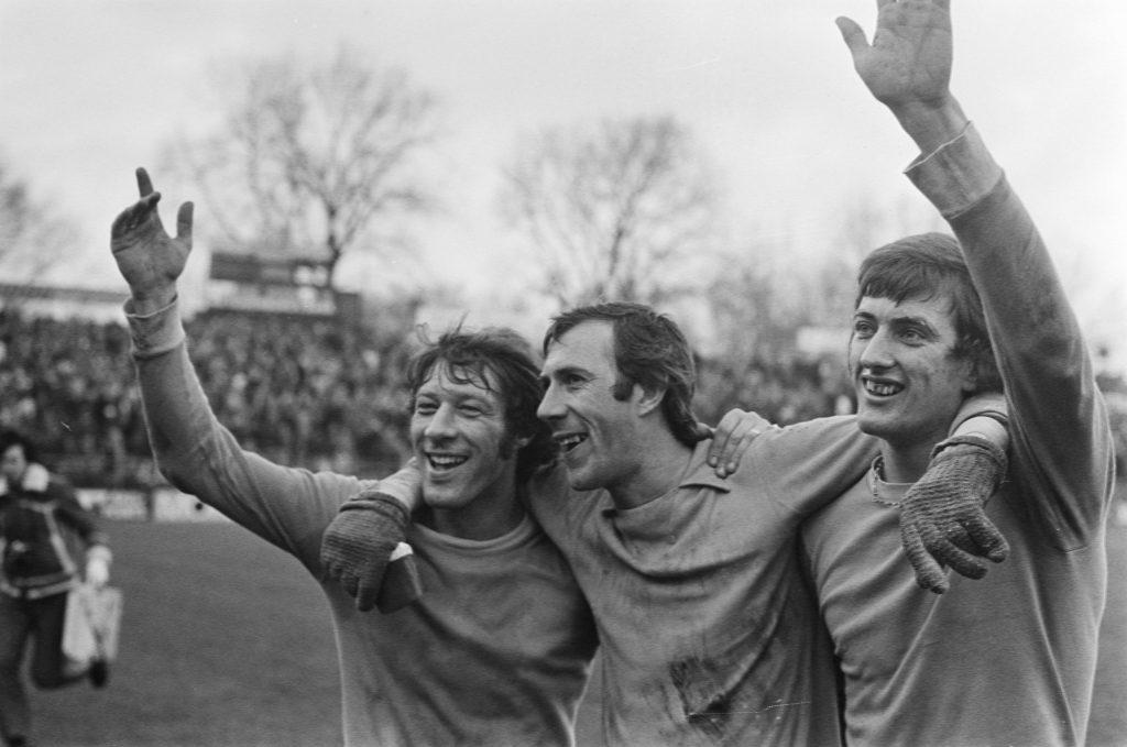 Dean Haag legendary keeper Ton Te died (76)